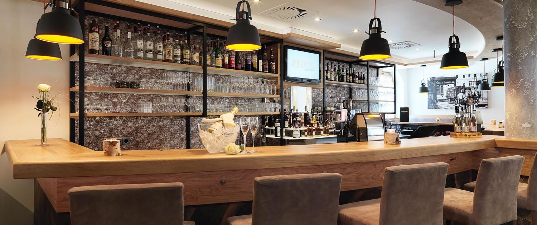 PFANDL Bar im Restaurant PFANDL in Aigen-Schlägl