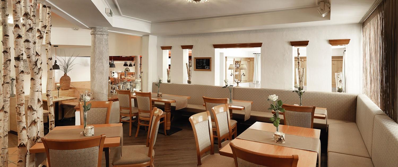 PFANDL Cafe im Restaurant PFANDL in Aigen-Schlägl