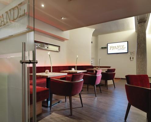 PFANDL Lounge