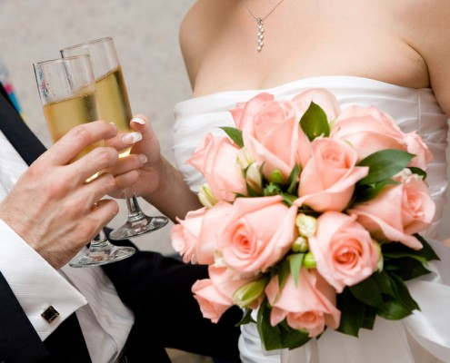 besser feiern im Restaurant PFANDL auf Hochzeiten